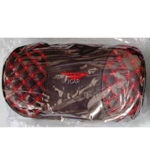 NECK PILLOW - LINING (Red, 1 PC)