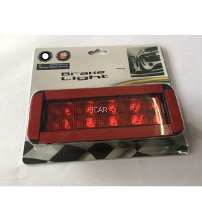 Universal 3rd Brake Light - Flatted / Sloppy Rear Mirror