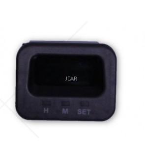 Kancil Dashboard Digital Clock