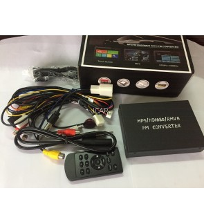 MP5/HD1080/RMVB FM CONVERTER
