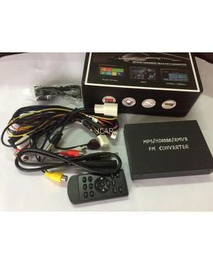 MP5/HD1080/RMVB FM CONVERTER