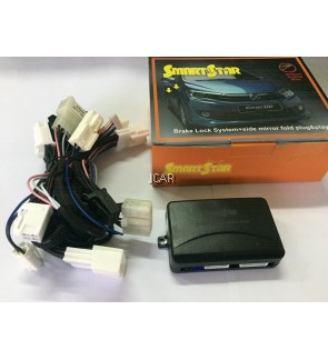 BUZZER 4 In 1 - P.BEZZA (BUZZER+BRAKE LOCK+SIDE MIRROR FOLD+DOUBLE SIGNAL)