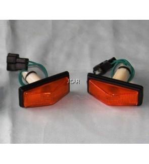 FENDER LAMP - ISWARA / SAGA (ORANGE / WHITE) /PC